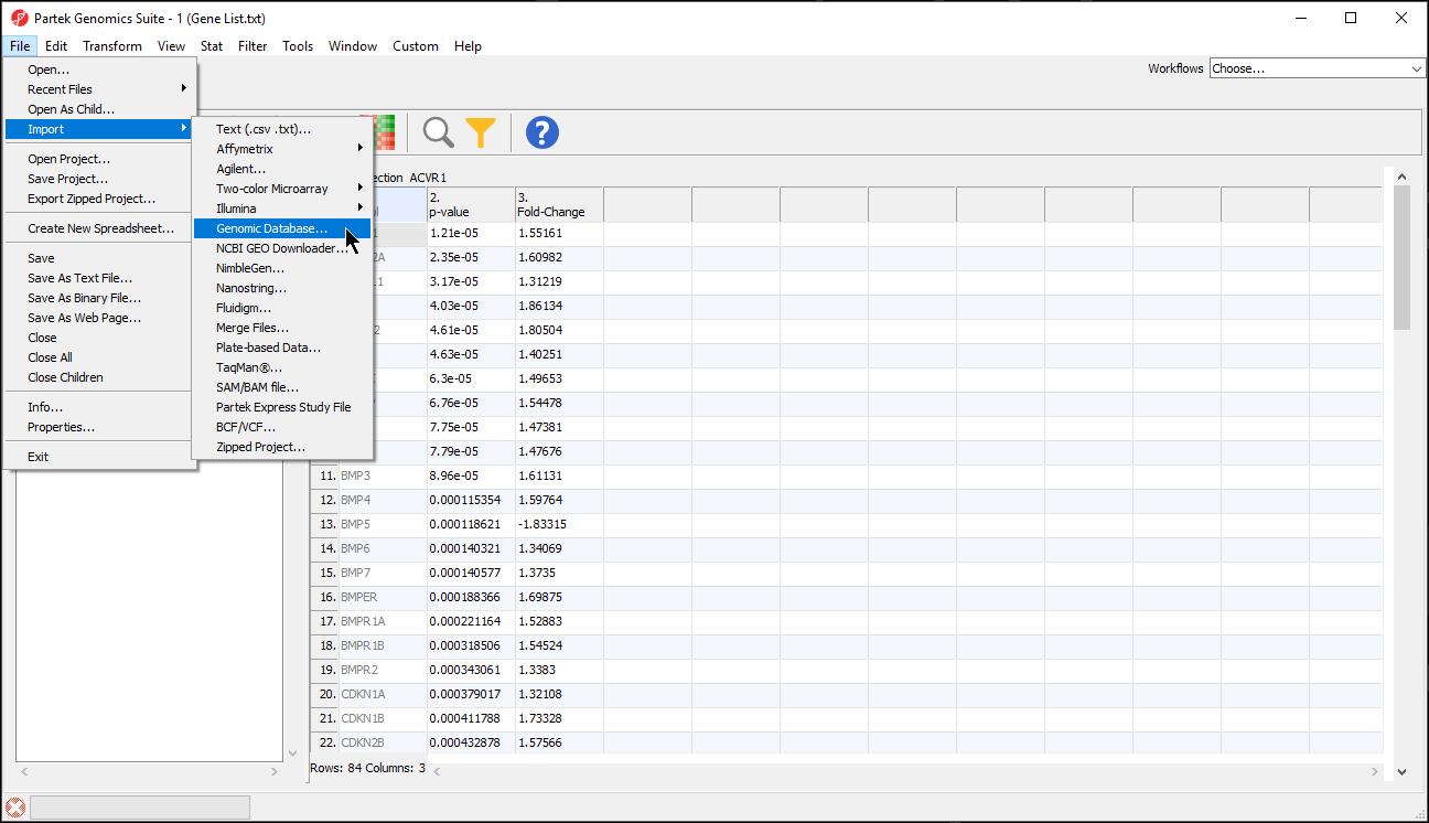 partek genomics suite manual pdf download