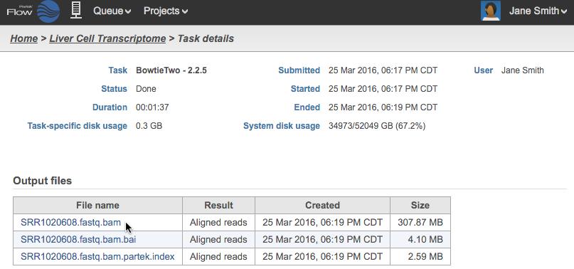Large File Viewer - Flow Documentation - Partek® Documentation