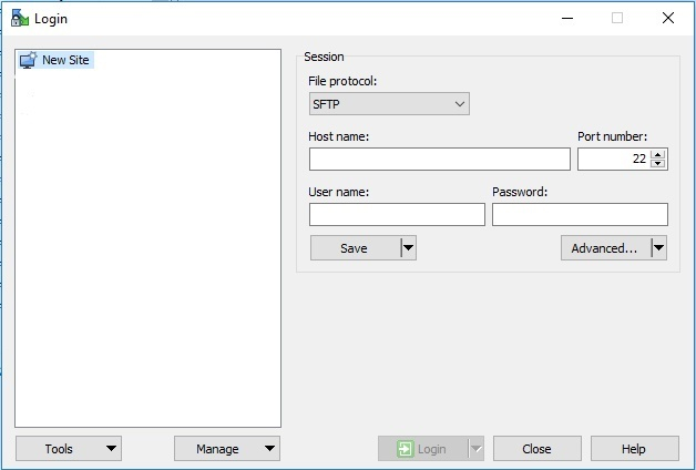 winscp windows 7 64 bit download