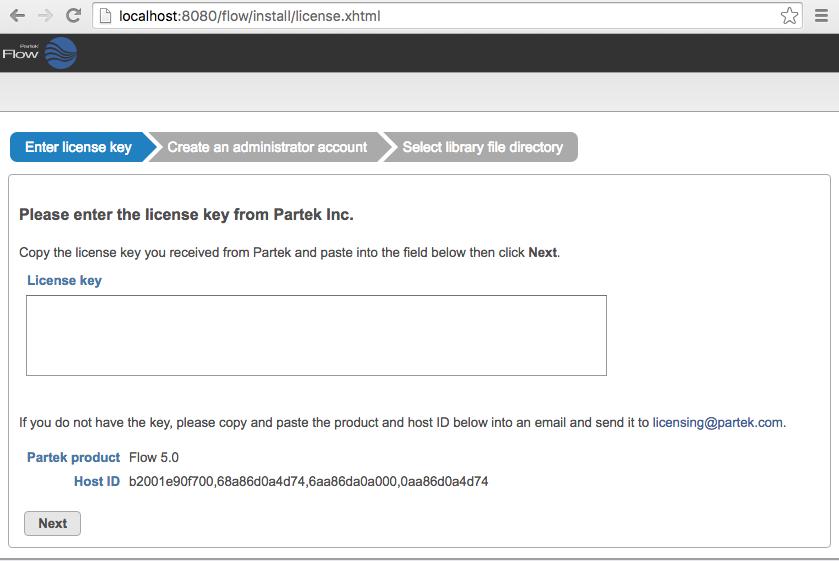 Installing on Linux - Flow Documentation - Partek® Documentation